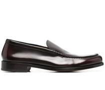 Loafer aus weichem Leder