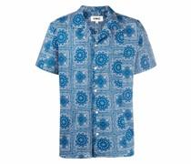 Malick Hemd mit Paisley-Print