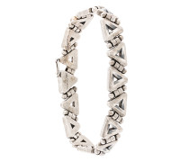 triangle link bracelet