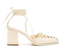 Schuhe mit Knöchelriemen