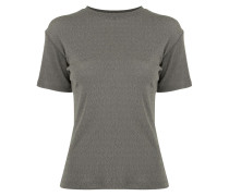 G.V.G.V. Jersey-Top mit Cut-Outs