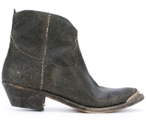 Cowboystiefel im Used-Look