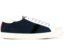 tonal lace-up sneakers - men