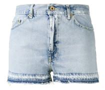 denim shorts - women - Baumwolle - 28