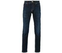 - Jeans mit Umschlag - men - Baumwolle/Elastan