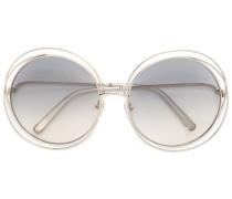 - 'Carlina' Sonnenbrille - women - Metall