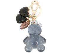 Schlüsselanhänger mit Bär-Motiv