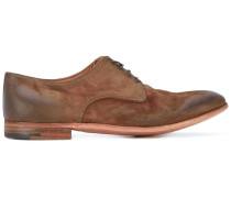 - Oxford-Schuhe in Distressed-Optik - men - Leder