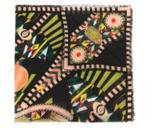'Crazy Cleopatra' Schal mit Print