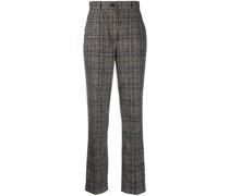 Klassische Tweed-Hose