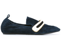 Loafer mit Metallverzierung - women