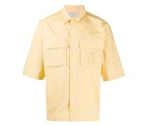 Hemd mit aufgesetzten Taschen