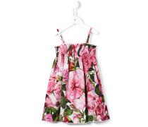 Florales Kleid mit Rosen-Print - kids
