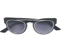 Matte 'Chromic' Sonnenbrille