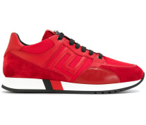 Greek Key running shoes