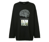 Human Control System sweatshirt