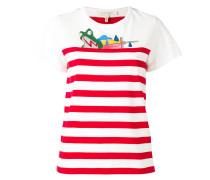 - Gestreiftes 'Julie Verhoeven' T-Shirt - women