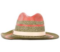 Panama-Hut mit Lederband