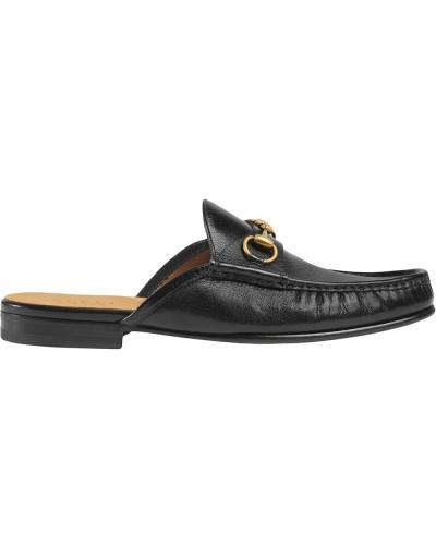 Gucci Herren Horsebit leather slipper Niedrige Versand Online Billig Verkauf Komfortabel Auslass Amazon Freies Verschiffen Bilder 3p9Ag