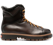Hiking-Boots mit Shearling-Futter