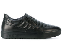 Gesteppte Slip-On-Sneakers