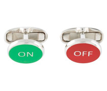'On / Off' cufflinks