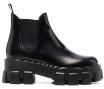Klobige Chelsea-Boots