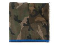 - Schal mit Camouflage-Print - men