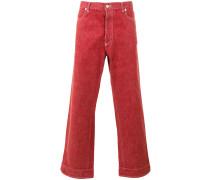 Jeans mit geradem Bein - men - Baumwolle - 34