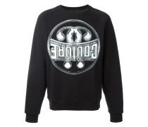 Sweatshirt mit Logo - men - Baumwolle - M