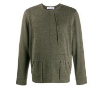 Pullover mit Schnürung