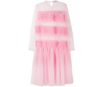 - Semi-transparentes Kleid - women - Polyester