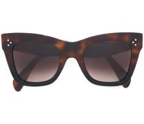 'Catherine' Sonnenbrille - women - Acetat