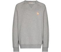 Sweatshirt mit Chillax Fox-Patch