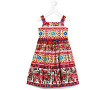 """Kleid mit """"Majolica""""-Print - kids - Baumwolle"""