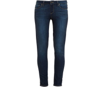 'Alanis' Cropped-Skinny-Jeans
