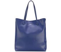 classic shopping bag - women - Kalbsleder
