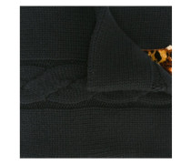 Bengal cat patch scarf