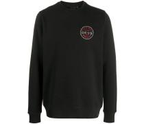 Sweatshirt mit grafischem Print