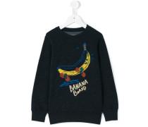 Sweatshirt mit Bananen-Print - kids