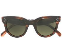 - Eckige Sonnenbrille - women - Acetat - 47