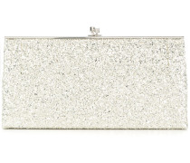 Clutch mit Glitzer-Applikationen
