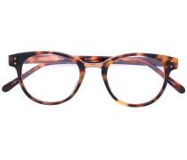 Sonnenbrille mit Clip-On-Detail