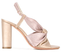 - 'Olbia' Sandalen - women - Leder/Lackleder