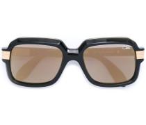 square sunglasses - unisex - Acetat/metal - 56