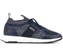 Sock-Sneakers in Strickoptik
