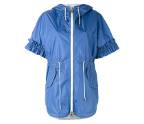 Mantel mit kurzen Ärmeln