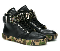 camouflage sole hi tops