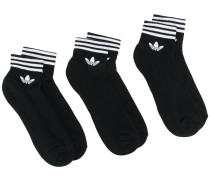 Originals Socken mit drei Streifen