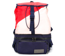 Rucksack in Colour-Block-Optik - women